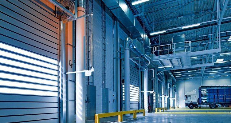 Индустриални врати. Инсталиране, поддръжка, ремонт и отстраняване на грешки